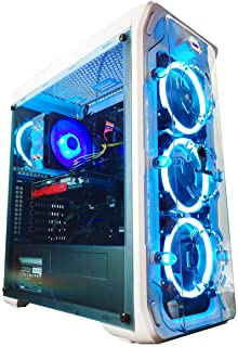 DASEEN Gaming Computer PC Desktop – Intel Core i7-10700F 2.9GHz