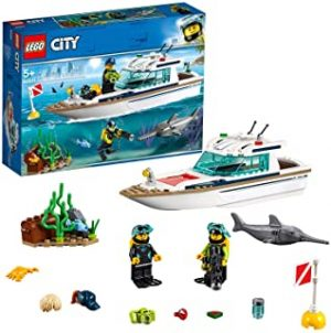 LEGO City Building Set