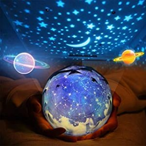 AMERTEER Star Night Light for Kids