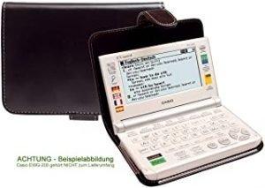 CalcCase for Translator Casio EW-G 200