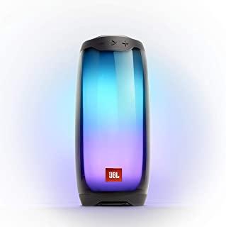 JBL Pulse 4 - Portable Bluetooth Speaker with 360 degrees LED lights