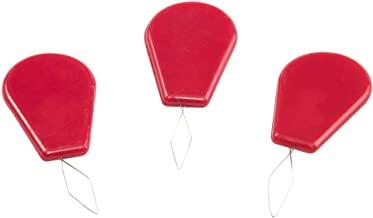 Singer Plastic Needle Threaders - 3 Per Package (Pack of 12)