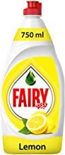 Fairy Lemon Dishwashing Liquid Soap