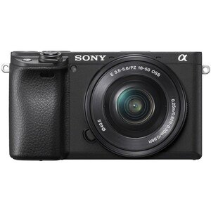 Sony Alpha 6400 E-mount camera + 16-50mm Power Zoom Lens