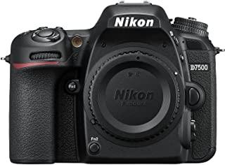 Nikon D7500 Body Only - 20.9 MP