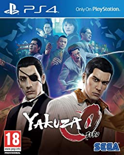 Yakuza 0 PlayStation 4 by SEGA
