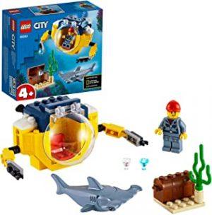 LEGO City Ocean Mini-Submarine 60263