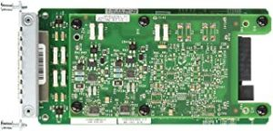 Cisco Voice Interface Card (vic) - For Voice - 4 X Fxo