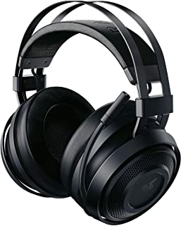 Razer Nari Essential Wireless Gaming Headset - THX Spatial Audio - 2.4 GHz Wireless Audio - Gaming Headset Works with PC