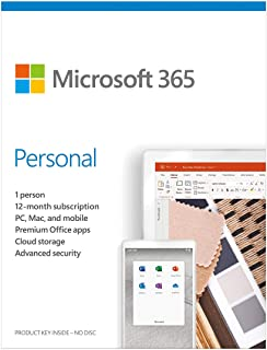 Microsoft 365 Personal - for PC