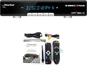 StarSat SR-9090HD EXTREME Double Tuner Full HD Satellite Receiver
