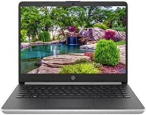 HP Notebook 14-DQ1037WM- Intel Core i3-1005G1