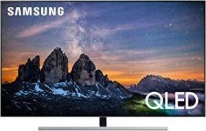 Samsung 65 Inch Flat Smart 4K QLED TV- 65Q80RA-Series8