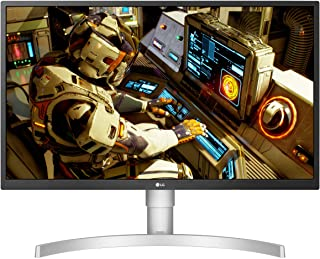 LG 27 inch 4K UHD IPS LED HDR Monitor with Radeon Freesync Technology and HDR 10