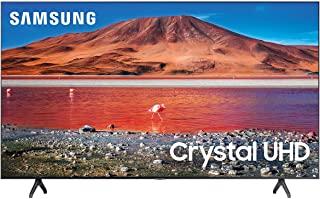 Samsung 70 Inch TU7000 Crystal UHD 4K Flat Smart TV (2020)