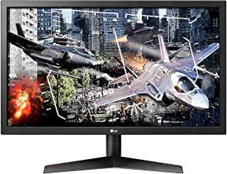 LG 24 inch Gaming Monitor UltraGear Full HD with 144Hz refresh rate