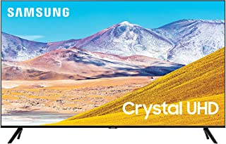 Samsung UA50TU8000UXZN 50 inches Samsung 50 Inch UHD 4K Flat Smart TV - TU8000 (2020)