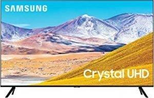 Samsung UA43TU8000UXZN 43 inches Samsung 43 Inch UHD 4K Flat Smart TV - TU8000 (2020)