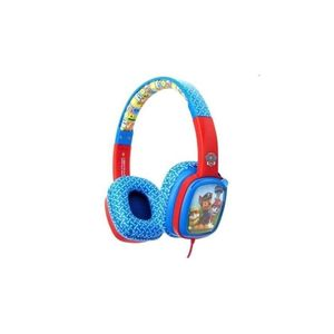Hedrave Paw Patrol Pink Headphones for Kids