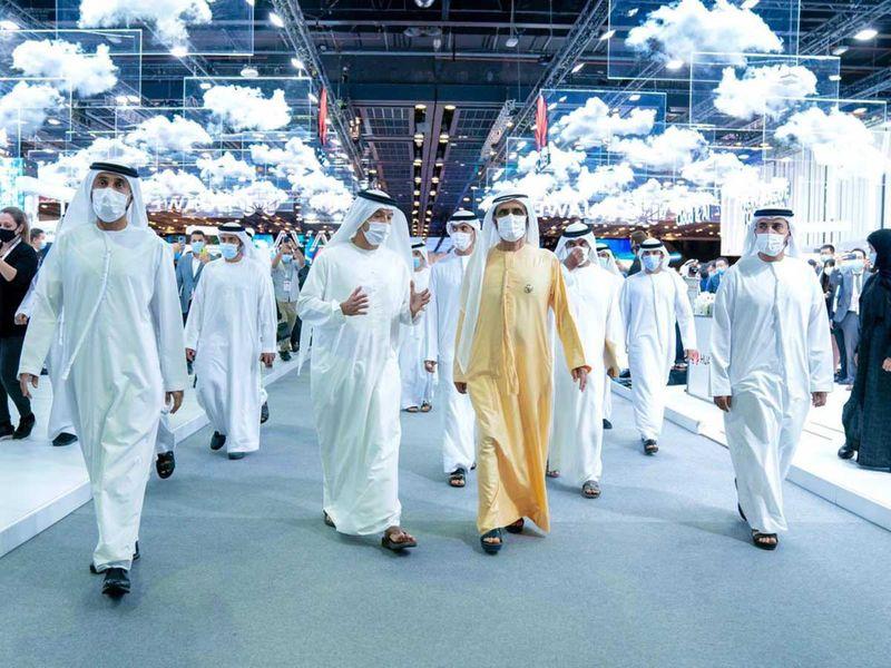 His Highness Sheikh Mohammed Binn Rashid Al Maktoum
