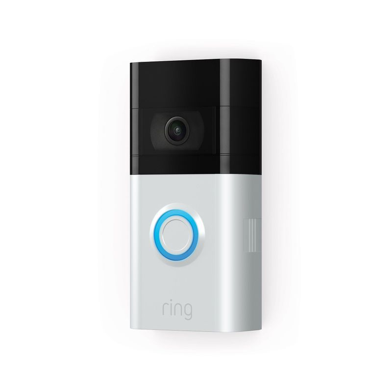 Ring Video Doorbell 3 is the latest addition to Ring's Video Doorbell lineup with improved motion detection and enhanced dual-band wifi