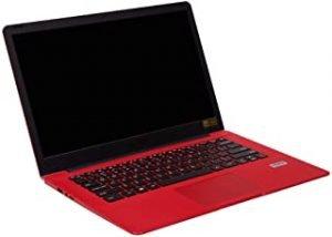 "AVITA PURA 14"" Laptop i5-10210U 8GB 512GB SSD Sparkling Pink with 3 in 1 Sleeve (Grey)"