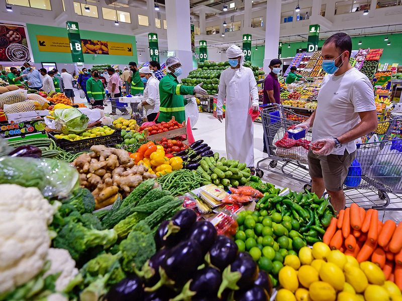ENOUGH FOOD AND WATER FOR ALL: Sunday's announcement that food and water security are among the top priorities for the UAE is not just reassuring amid COVID-19 times