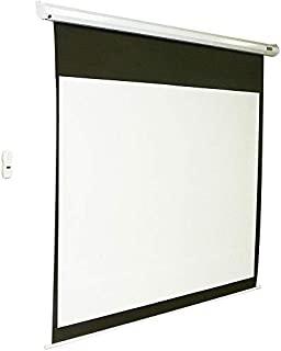 "Electronic Projector Screen [120""] (3mtr) - شاشة عرض بروجكتور الكترونية 120 بوصة"