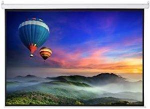 Electric Motorized 4K HD 3D Projector Screen
