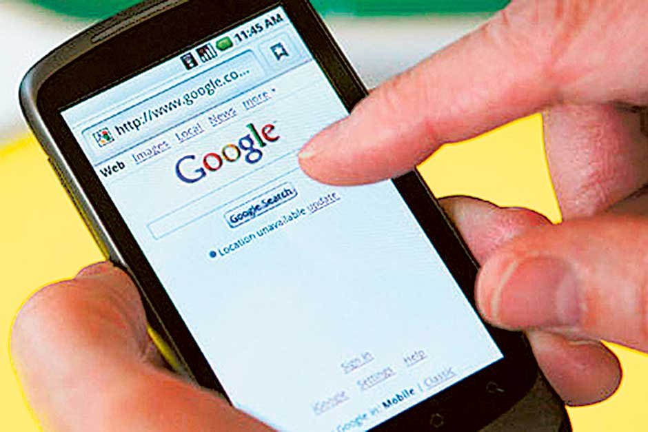 Google's version speeds up stories you would click on after a Google search or links from Twitter