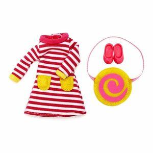 Lottie Raspberry Ripple Outfit Doll Accessory Set