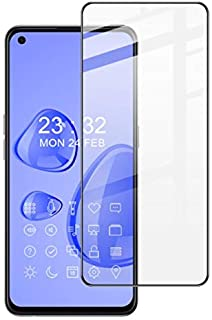 Reno 5Z 3D Curved Full Coverage Premium Scratch Resistance 5D Touch Tempered Glass Screen Protector For Reno5 Z