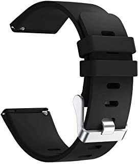 SOLDOUT™ Soft Silicone Sports Wristband Accessories Smart Watch Replacement Bracelet Strap Watchband Compatible With Fitbit Versa