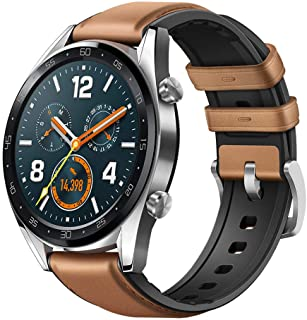 HUAWEI Watch GT GPS Running Watch with Heart Rate Monitoring and Smart Notifications (Up to 2 weeks Battery Life)