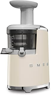 Smeg SJF01CREU Low-Speed juicer SJF01CREU-cream