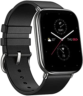 Zepp E Square Smart Watch Health and Fitness Tacker with Heart Rate