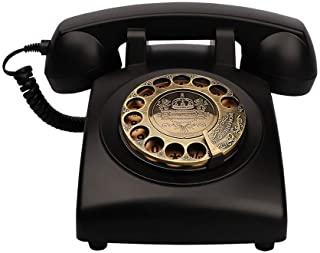 TelPal Corded Old Fashion Antique Landline Telephone Decor 1960