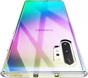 Spigen Liquid Crystal designed for Samsung Galaxy Note 10 PLUS/Note 10+ 5G cover/case - Crystal Clear