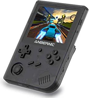 MJKJ RG351V Handheld Game Console