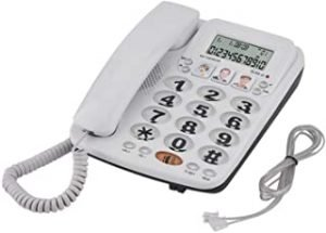 Last Number Redial Clear Sound Mute Landline Telephone