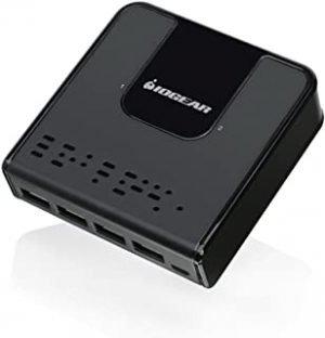 IOGEAR 2x4 USB 3.0 Peripheral Sharing Switch