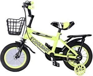COOLBABY New children bike 12/16 inch kid bicycle boy and girl bike 3-12 years old riding children bicycle gift Fashion cool bicycle