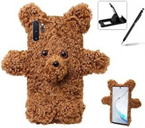 Curly Plush Case for Samsung Galaxy Note 10 Plus