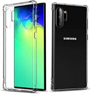 INJOY Clear Galaxy Note 10 Plus Case