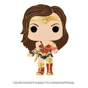 Funko Pop Pin Dc Comics Wonder Woman