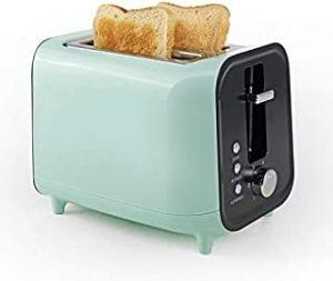 Retro Toaster 800W   Mint