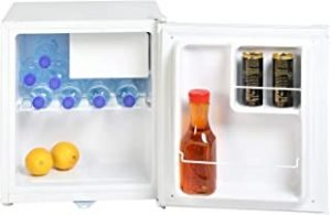 Super General 50 Liter Gross Volume Compact Mini-Refrigerator SGR035H