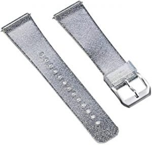 Hemobllo Silicone Watch Band Compatible with Fitbit Versa lite/Versa