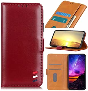 Ttianfa Case OPPO RENO 3 cover wallet Flip Cases Kickstand Magnetic Closure shockproof PU screen protection Card Slot cover Compatible with OPPO RENO 3