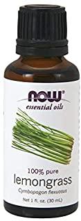 NOW Solutions Lemongrass Oil 1 oz 100%Pure